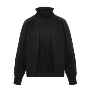 Chemise Coton Noir