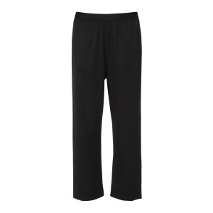 Pantalon Tailoring Laine Noir