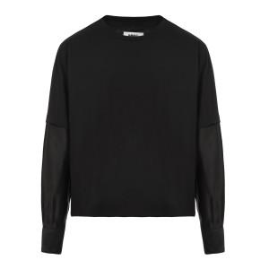 Top Jersey Noir