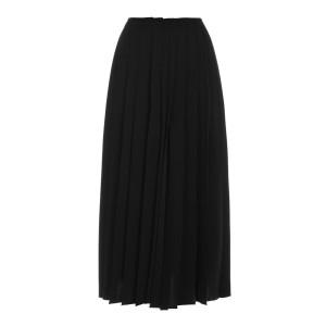 Jupe-Culotte Fronces Noir