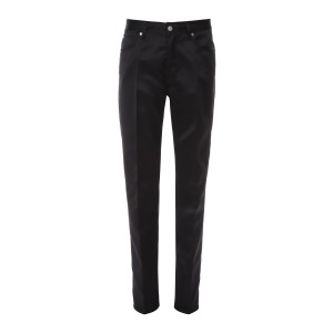 Pantalon 5 Poches Noir Collection Studio
