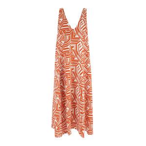 Robe Phibie Fado Coton Imprimé Écru