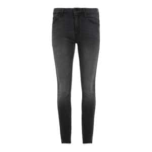 Jean High Waisted Looker Ankle Fray Lighting Up Lanterns