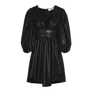 Robe Col V Noir