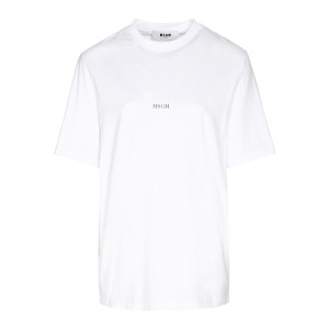 Tee-shirt Coton Blanc