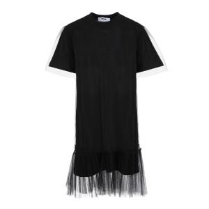Robe Tulle Noir