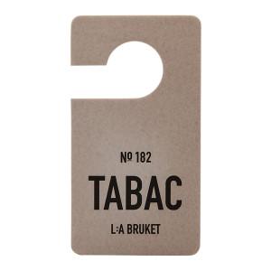 N°182 Etiquette Parfumée Tabac