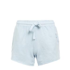 Short Plain Coton Ice
