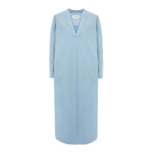 Robe Raven Coton Bleu