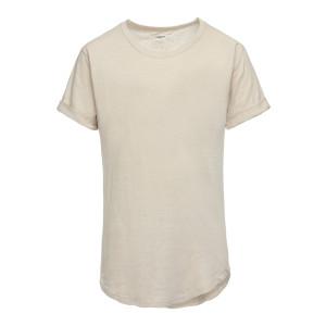 Tee-shirt Koldi Lin Écru