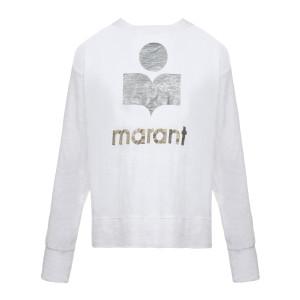 Tee-shirt Klowia Lin Blanc