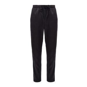 Pantalon Yucca Satin Noir