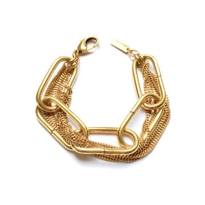 Bracelet Ramey Plaqué Or
