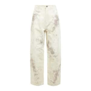 Pantalon Coton Sable