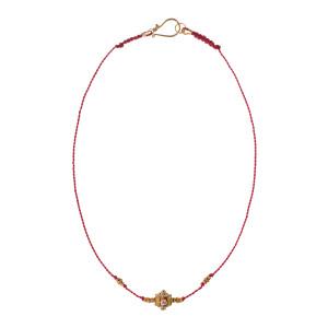 Collier Sarasvati Diamants Or