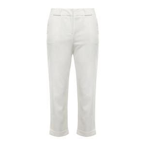 Pantalon Coton Ivoire