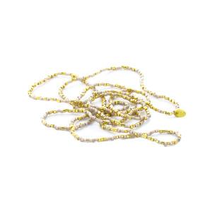 Sautoir Skinny Gold