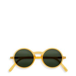 Lunettes de Soleil #G La Ronde Yellow Honey