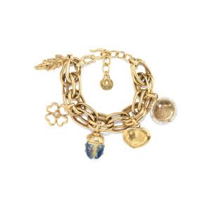Bracelet Talisman Cristal de Roche Naturel