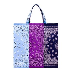 Sac Bandana Tricolore Mix Violet