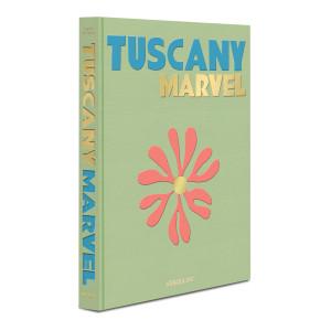Livre Tuscany Marvel