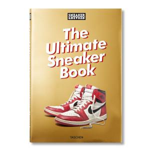 Livre The Ultimate Sneaker Book
