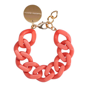 Bracelet Flat Corail