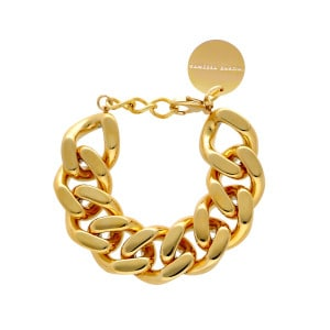 Bracelet Flat Gold