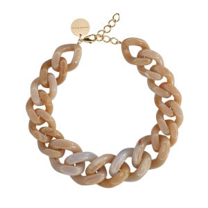 Collier Great Beige Marble
