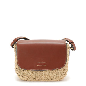 Sac Holly Cuir Cognac