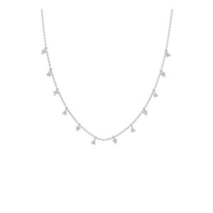 Collier Volupté Or Diamants