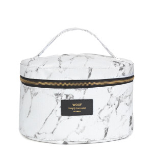 Trousse XL Beauty White Marble