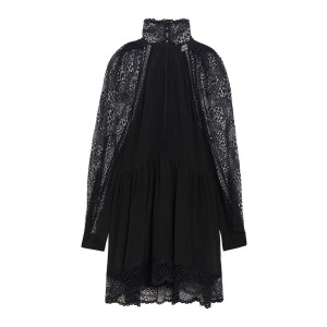Robe Deorro Noir