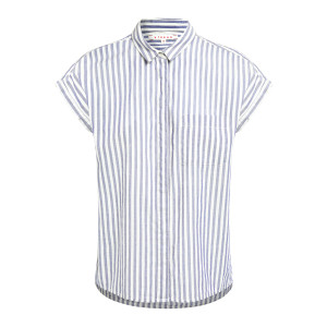 Chemise Wess Coton Rayures Pacific