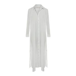 Robe Boden Coton Blanc
