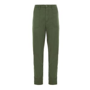 Pantalon Tucker Coton Surplus Kaki
