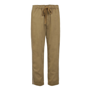 Pantalon Rex Coton Kaki
