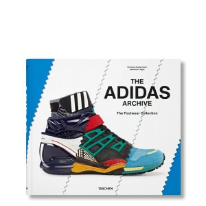 Livre XL The Adidas Archive, The Footwear Collection