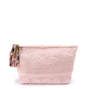 Trousse XL Walakin Éponge Rose Bébé
