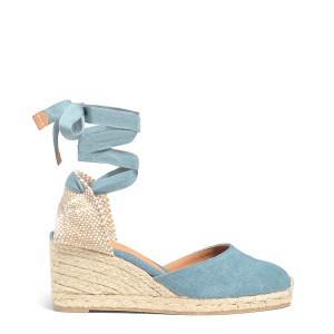 Sandales Carina 7 Bleu