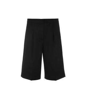Bermuda Coton Noir