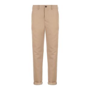 Pantalon Homme Conrad Coton Marron