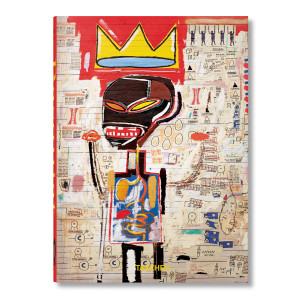 Livre Basquiat, 40th Anniversary Edition