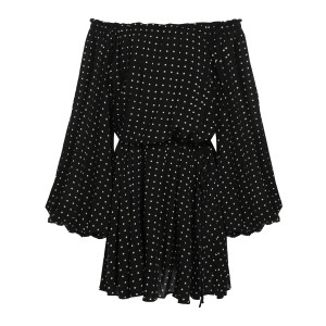 Robe Carly Noir
