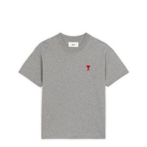 Tee-shirt Ami de Coeur Coton Biologique Gris