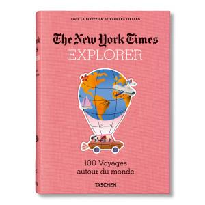Livre NYT Explorer, 100 Voyages Autour du Monde