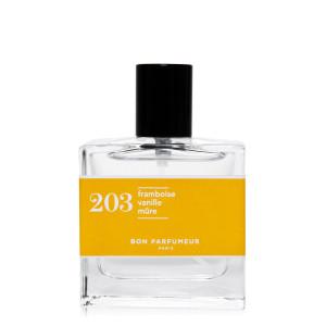 Eau de Parfum #203 Framboise, Vanille, Mûre