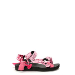Sandales Enfant Trekky Rose Fushia