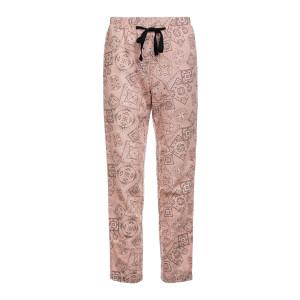 Pantalon Yucca Lin Coton Bandana Powder Imprimé