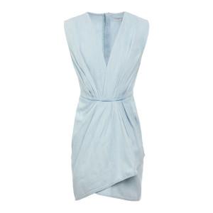 Robe Marg Coton Bleu